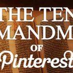 Pinterest十大注意事项